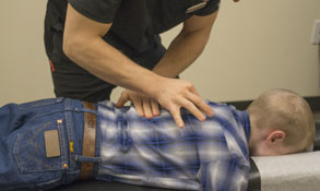 Chiropractic Care for Back Pain in Clive IA